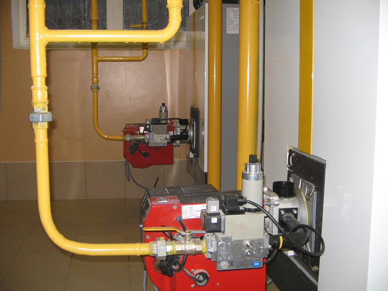 ввод газовой котельной в эксплуатацию в рязани