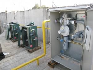 Техническая проверка газового оборудования