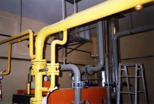 Монтаж систем газоснабжения под ключ