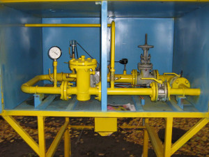 Cистема внутреннего газоснабжения
